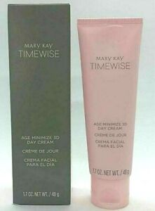 MARY KAY TIMEWISE AGE MINIMIZE 3D DAY CREAM Normal to Dry NIB