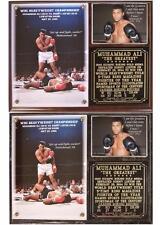 Muhammad Ali The Greatest Photo Plaque