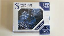 SATURDAY NIGHT DISCO FEVER 3 CD 8717423033196