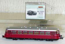 Brekina 64001 MAN Schienenbus VT26 H0 1:87 TOP wie neu Privatbahn OVP