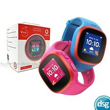 Vodafone V-Kids Watch Smart Watch - GPS / SOS / Tracker - Blue / Pink