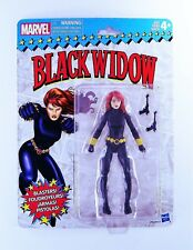 Marvel Retro 6-inch Colección Black Widow FIGURA