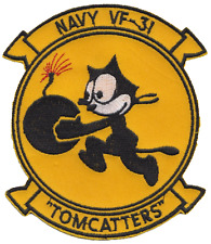 Fighter Squadron 31 VF-31 United States Navy USN Embroidered Patch