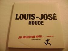 Louis-José Houde au Moncton High... De Moncton (CD 2 Disques) Fairplay