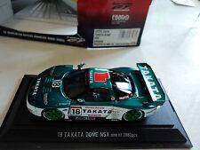 Ebbro 1/43 Honda NSX #18 JGTC 2004 Takata Dome