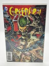 The Justice League #23.1 DC 3D Cover The Creeper #1 The New 52