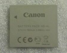 Canon Camera Batteries without Charger
