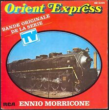 ORIENT EXPRESS BO SERIE TV RARE 45T SP 1979 RCA BB6396 ENNIO MORRICONE NEAR MINT