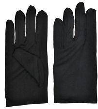 Theatrical Child Gloves Black