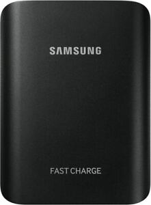 Official Samsung Portable 10,200mAh Fast Charge Battery Pack - Black