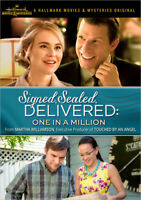 Signed, Sealed, Delivered: One in a Million DVD NEW