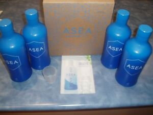 4x 960 mlBottles ASEA REDOX WATER  FREE SHIPPING  IN  AUSTRALIA with Tracking *