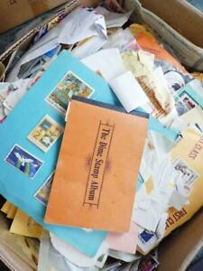 EDW1949SELL : Worldwide Unchecked carton full of Worldwide & USA on & off paper