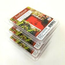 ScentSationals Scented Wax Cubes-Welcome Home Sugared Apple Cinnamon Lot of 3