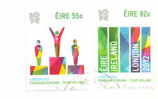 Ireland-Olympic Games London 2012 fine used (2130/1)