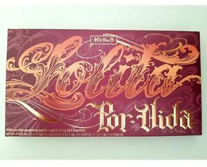 Kat Von D Lolita Por Vida Eyeshadow Palette - New In Box