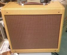 New Lightning Tweed Princeton Amp Hand Wired Replica w / Fender 5F2-A circuit