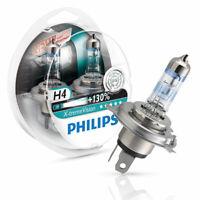 Philips H4 X-treme Vision +130% mehr Licht  2er Set 12342XV+S2