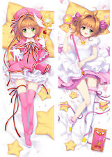 Anime Card Captor Sakura Dakimakura Pillow Case Cover Hugging Body 17131