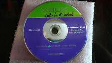 XBOX Test Equipment Boot Loader Utility CD Sep 2001 Ver 1 Media Set X08-50721