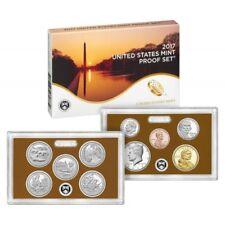 USA US Mint Proof coin set 2017 S Amerika VS (quarter dollar, 10 coins) mintset