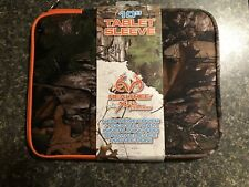 "10"" Tablet Sleeve Realtree Camo Cover Protection Fits Most Google Ipad Samsung"