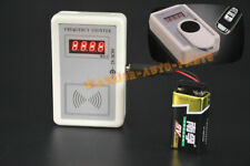 Autos Car RF Frequency Detector Tester Counter Gauge Checker Key Remote Fix RF B