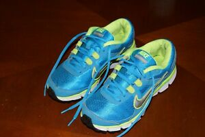 Nike Dual Fusion ST UK Size 6 Athletic Running Trainers