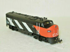 Model Power N Scale DCC Incompatible Canadian National FP9 Diesel #6507