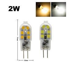 Dimmable G9/G4/E14 LED Lights 2/3/4/5/6/9/12W Chandelier Lamp Mini Capsule Bulbs