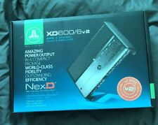XD600/6V2 JL AUDIO 6 CHANNEL AMP COMPONENT SPEAKERS SUBWOOFER 600W XD AMPLIFIER