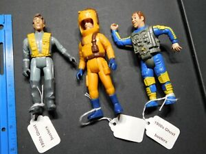 1980's Ghost Busters Action Figuers Lot