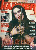 Metal Hammer 2003/01 (Poster) Cradle Of Filth