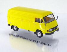 Brekina 13301 Mercedes Benz L 206 D Kasten gelb von Starmada