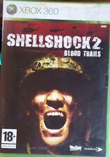 Juego Xbox 360 Shellshock 2 Blood Trails PAL Totalmente En Castellano