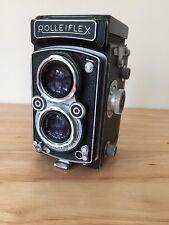 Rolleiflex 3.5 K4A MX With Accessories