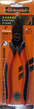 "ASAKI 8"" insulated Electrician's Combination Pliers Long Nose - Electrical Tools"