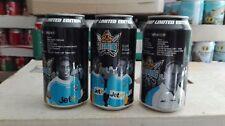 Lattine di birra rugby australiano