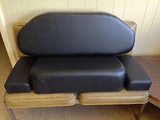 Caterpillar D6 8U 9U 4R 5R dozer Seat Cushion set arm rest CAT 4 piece old style