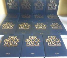 Der Brockhaus in 15 Bänden / A - Z / Alphabet / Lexika / Nachschlagewerk
