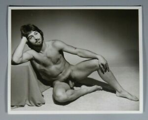 Beautiful Vintage Male Nude 60's Physique Photography, Don Whitman, Gay Interest