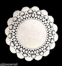 "100 - 4"" White CAMBRIDGE PAPER LACE DOILIES    White Paper Lace Doily"