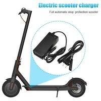 M365 Electric Scooter Fast Charger Battery 42V 2A for Xiaomi for Ninebot Black