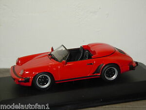 Porsche 911 Speedster 1988 van Minichamps 1:43 in Box *24223