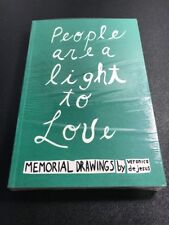 People Are A Light To Love: Memorial Drawings by Veronica DeJesus Paperback Book