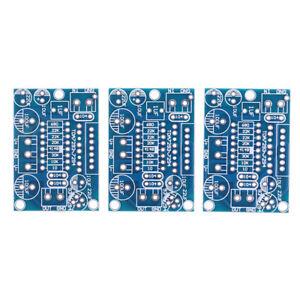 3 Stk. TDA7293 / TDA7294 Monokanal-Verstärkerplatinenschaltung PCB Bare BoardBOD