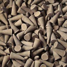 100 Genuine Ancient Wisdom Vanilla Loose Indian Incense Cones UK SELLER