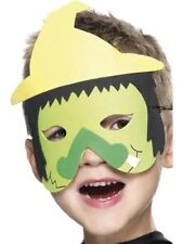 Childrens Halloween Foam Mask ~ Witch