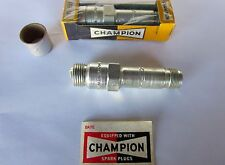 CHAMPION Aircraft Engine SPARK PLUG - Engine Part # XEF-14 NEW - Collector Box