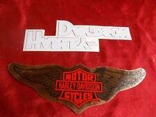 Harley-Davidson Window Sticker Decal